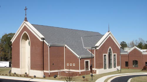 St. Michael's Catholic Church, Auburn, AL
